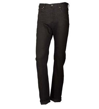 long black mens jeans